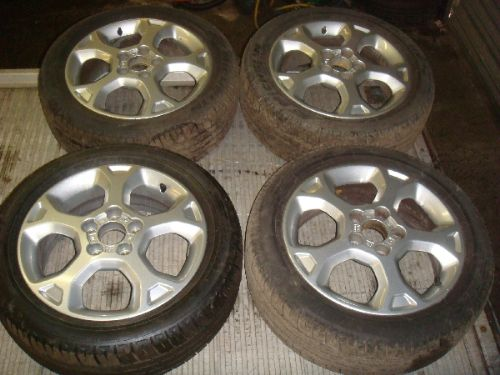 "16"" VAUXHALL 5-SPOKE ALLOY & TYRE (1 ONLY)"